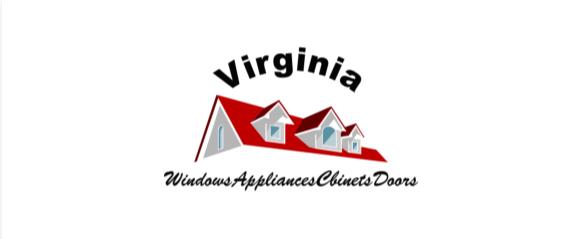 Virginia: windows appliances cabinets and doors