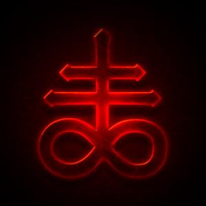 Devil's Cross Piercing