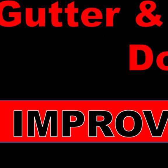 Gutter & Downspout Improvements