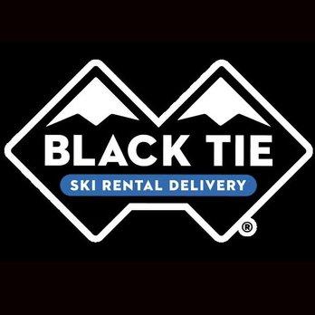 Black Tie Ski Rental Delivery Banff
