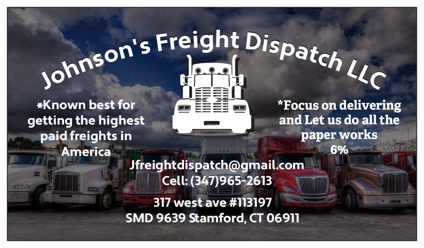 Johnson's freight dispatch llc