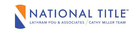 National Title Lathram Pou & Associates