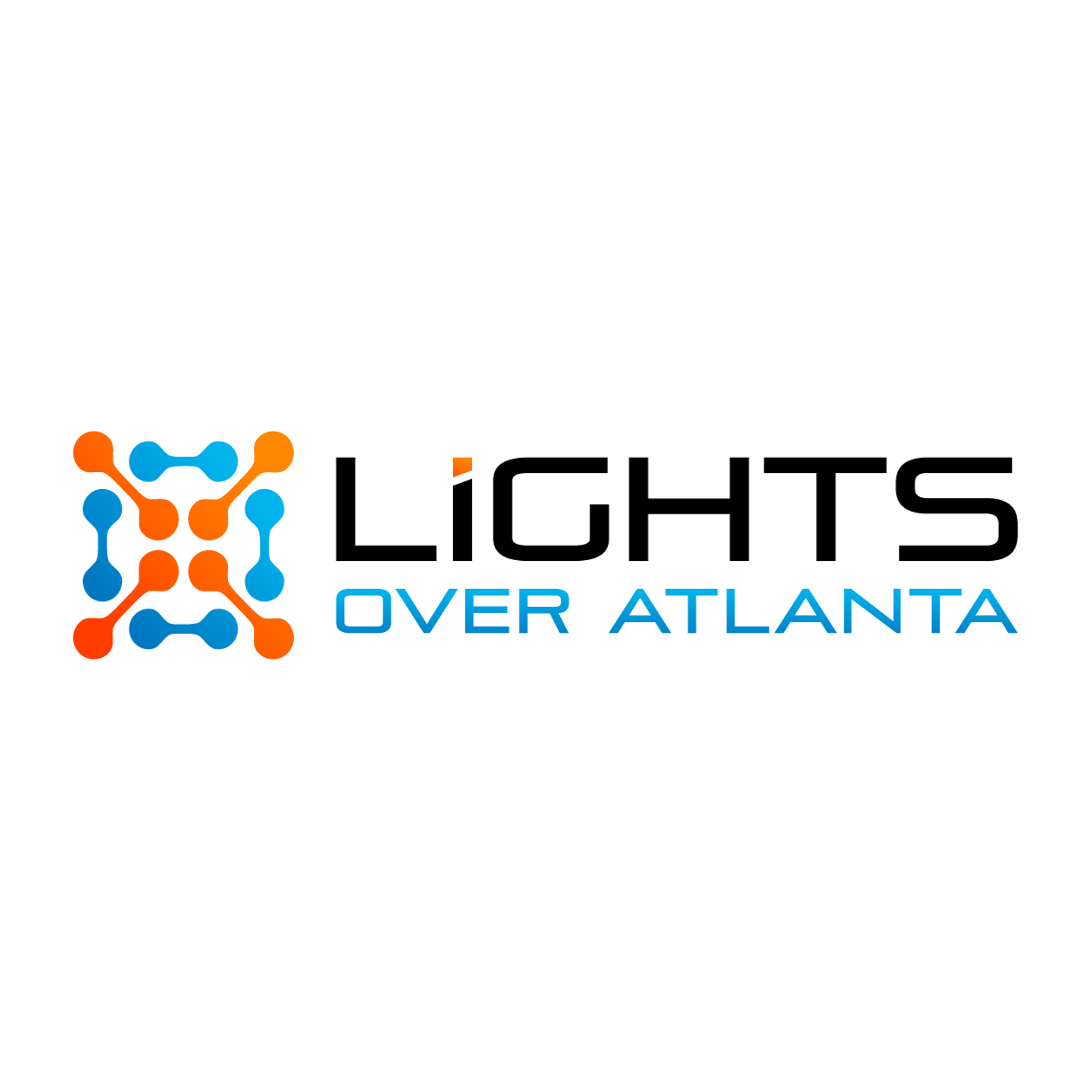 Lights Over Atlanta