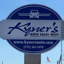 Kyner's Auto Sales West