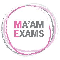 Ma'am Exams - Gilbert