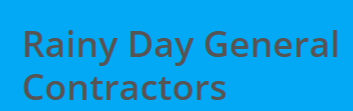 Rainy Day General Contractors LLC
