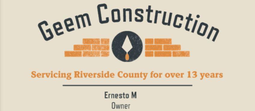 Geem Construction