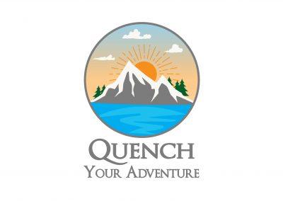 Quench Adventure Logo