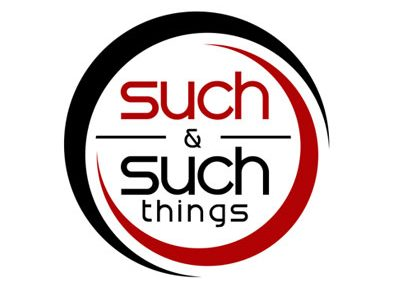 Such and Such Things Logo Design