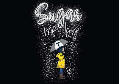 Sugar Me by T Logo