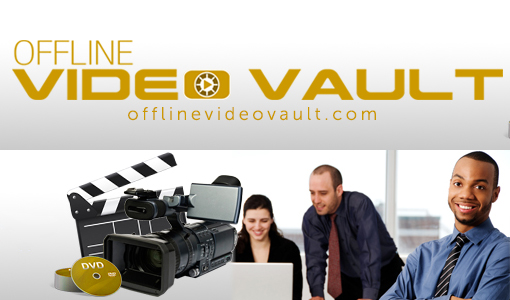 Offline Video Vault