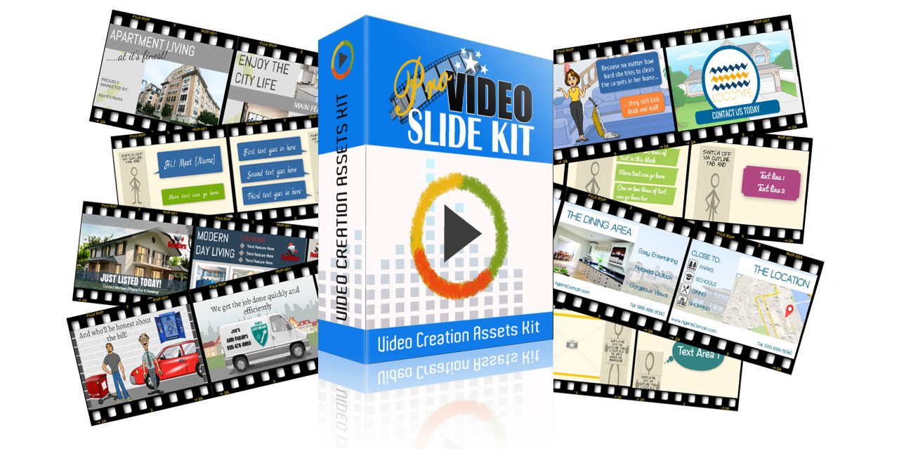 Pro Video Slide Kit