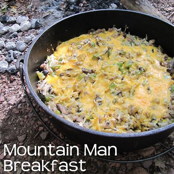 Mountain Man Breakie