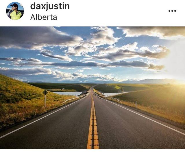 Dax Justin Instagram