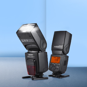 Speedlite Flash Lights & Accessories