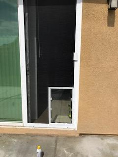 Hale Pet Door Screen Model