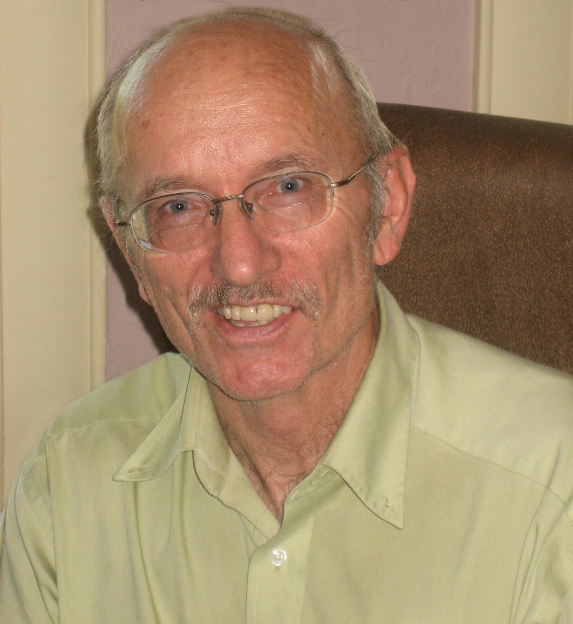 Bill Hale, Owner of Hale Pet Doors