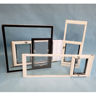Glass used in Hale Pet Doors