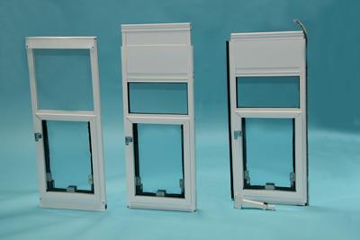 Hale Pet Door Horizontal Window Model Pet Doors