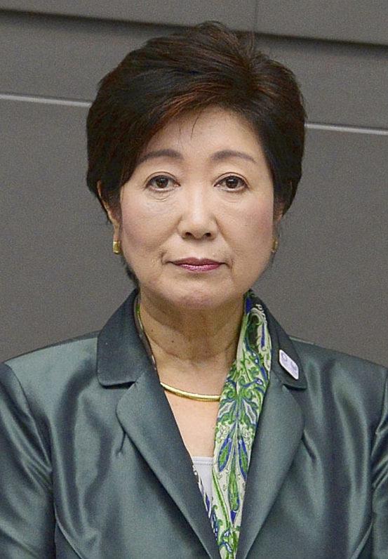 Tokyo Gov. Koike to become head of political group