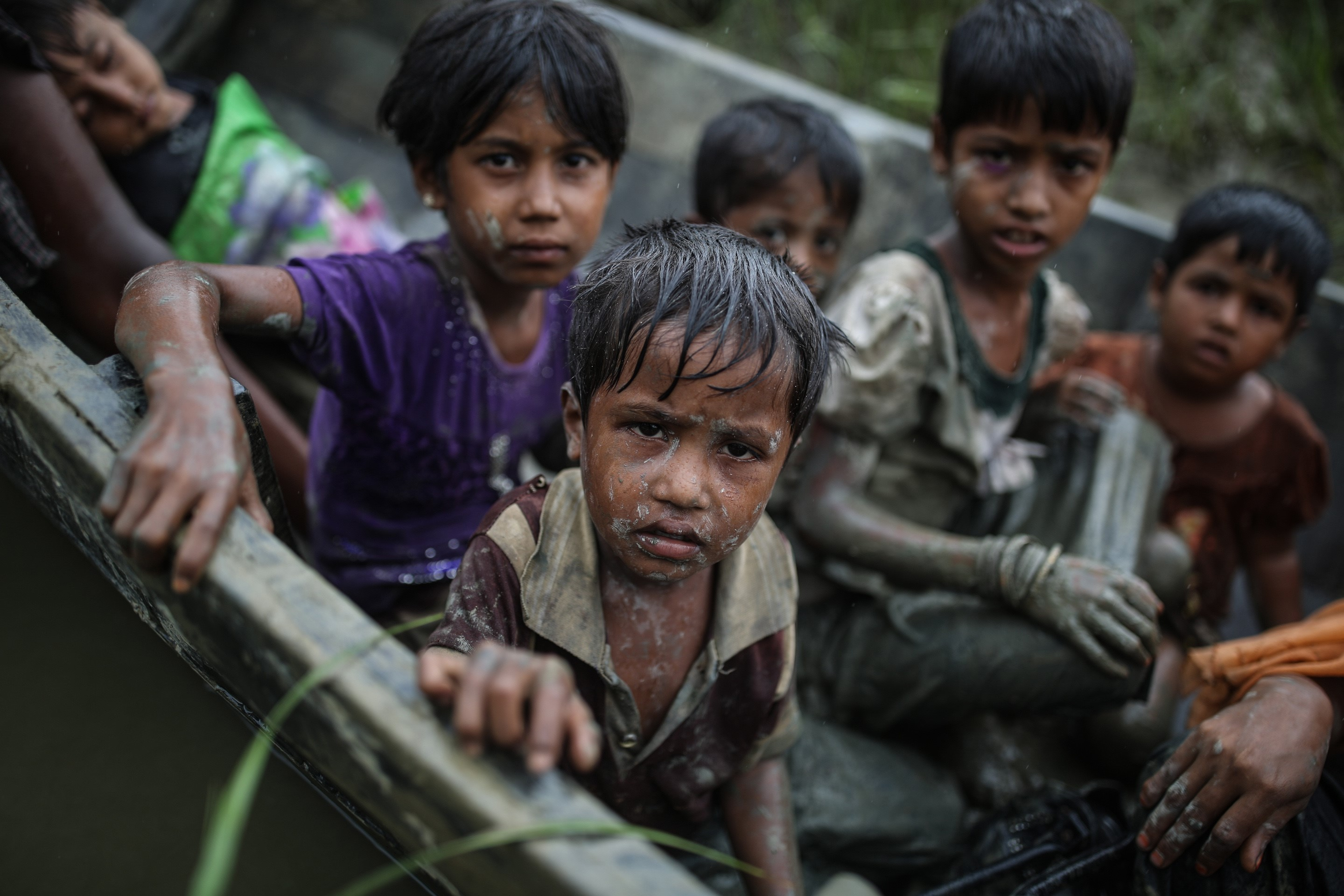 UN seeks 'massive' help for Rohingya fleeing Myanmar 'ethnic cleansing'