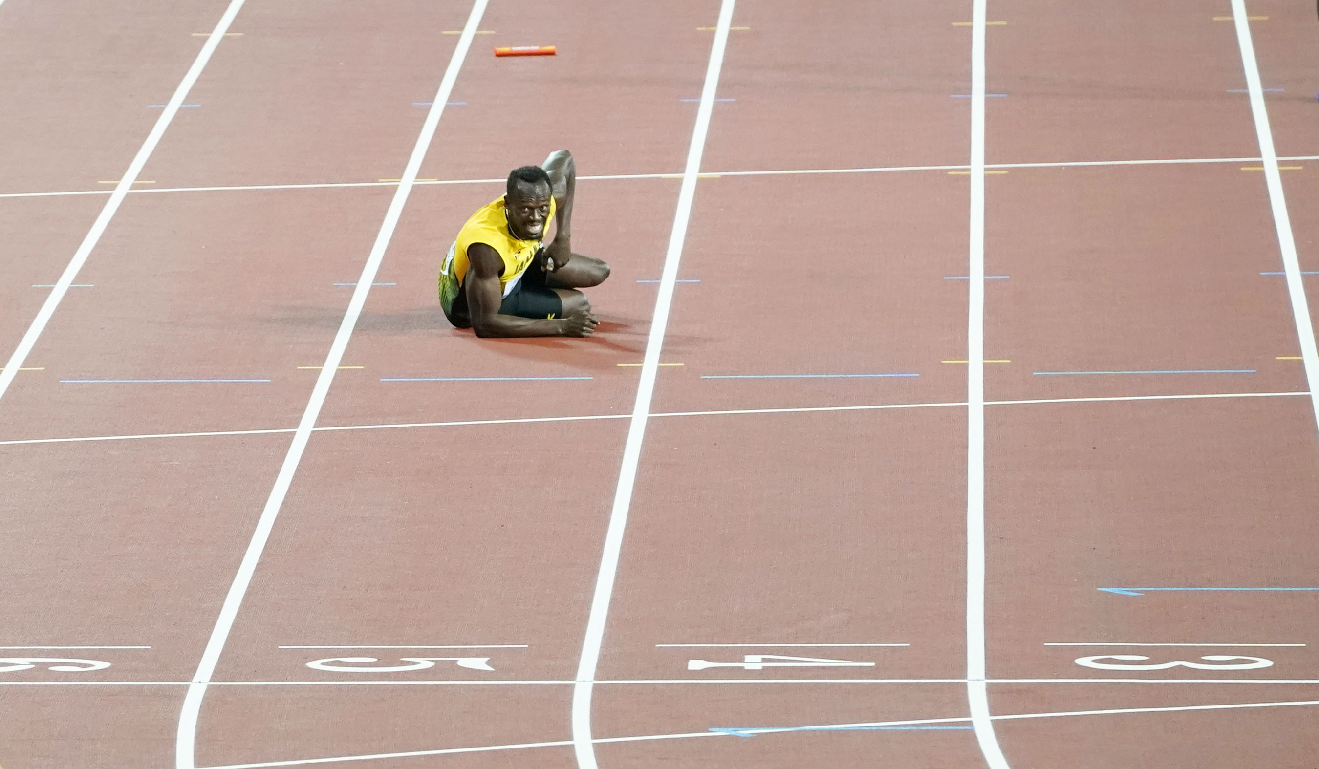 Athletics: Bolt ends storied career with injury