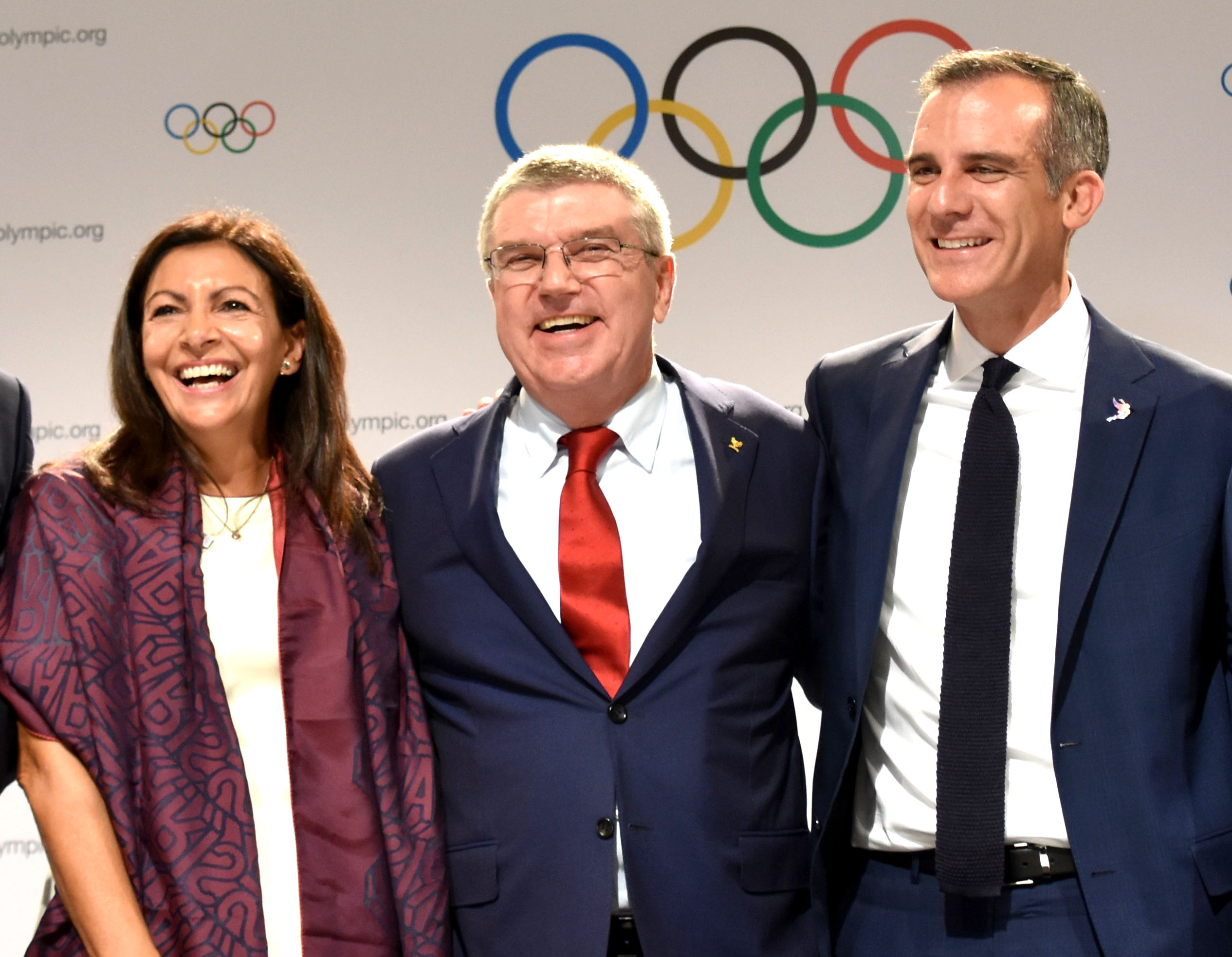 Paris to host 2024 Summer Olympics, Los Angeles 2028 Games