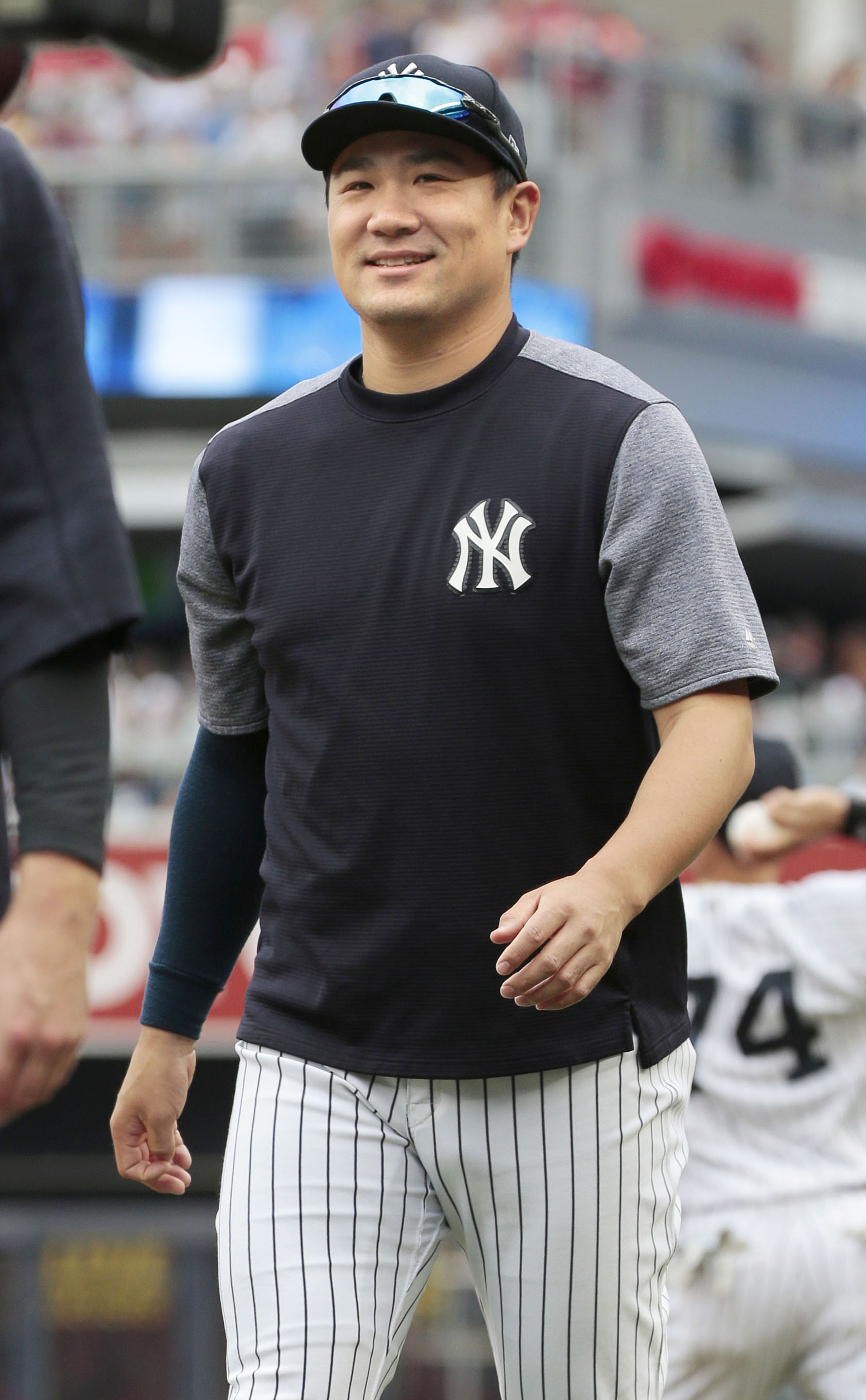 Baseball: Yankees' Tanaka goes on DL with shoulder inflammation