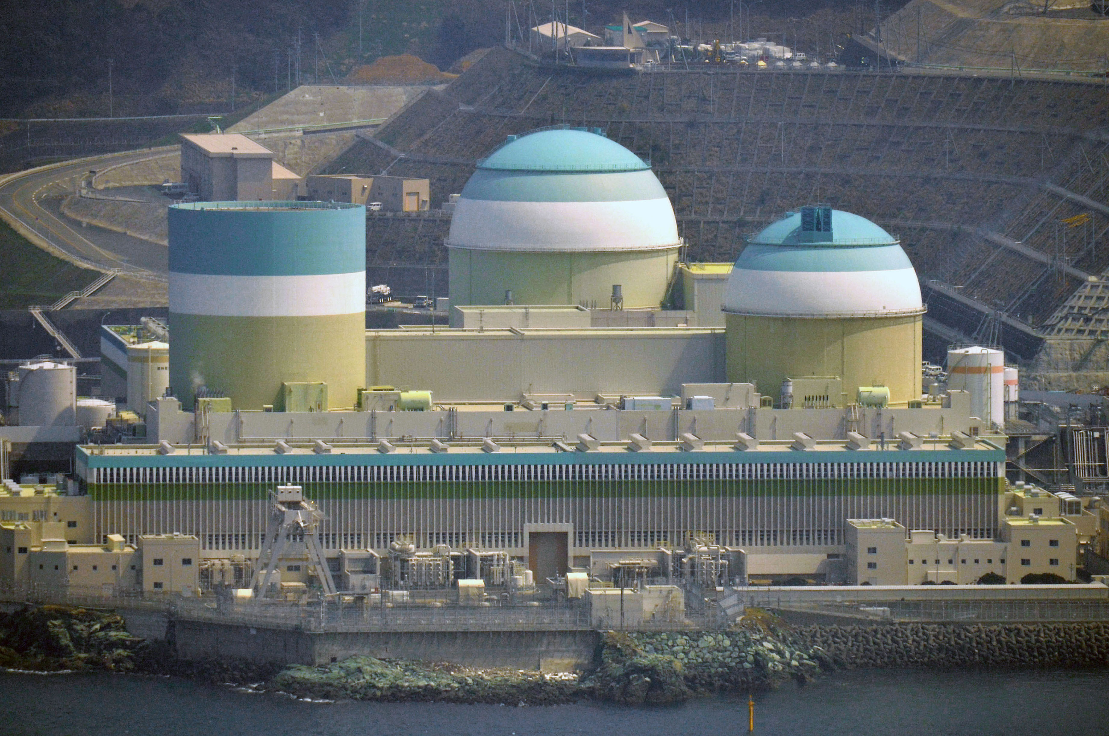 Decommissioning plan of Ikata No. 1 unit approved