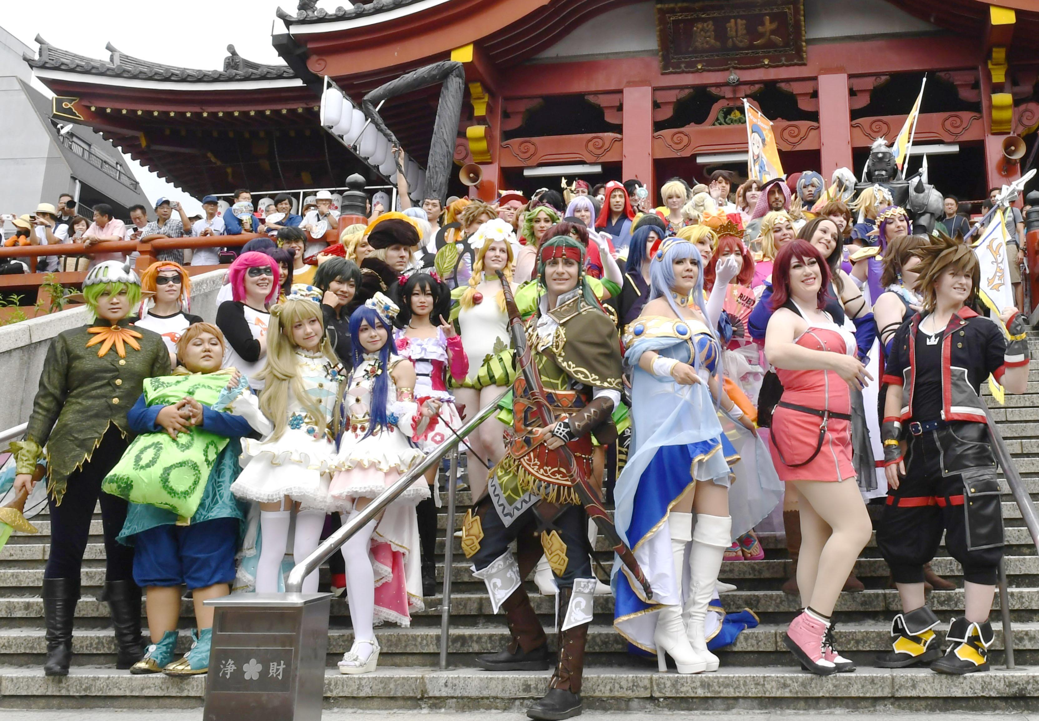 GALLERY: World Cosplay Summit in Japan