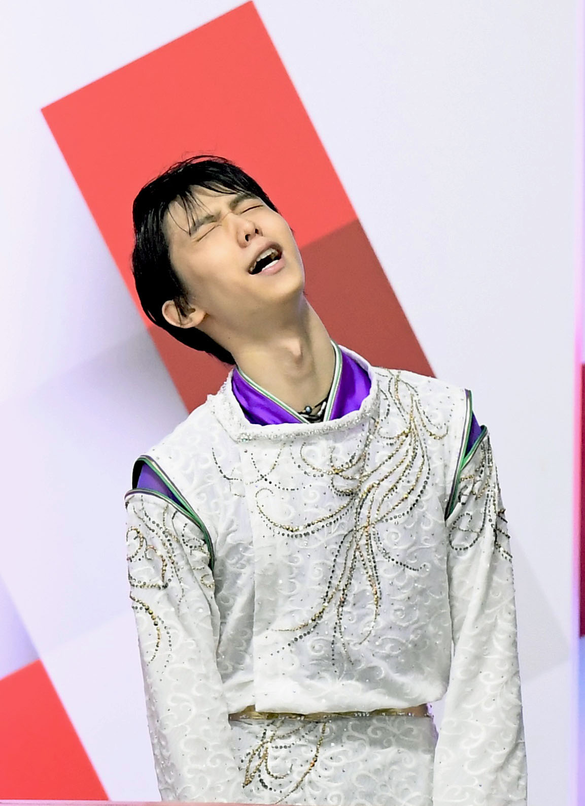 Figure skating: Hanyu 2nd in Autumn Classic after error-filled free