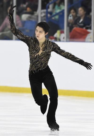 2db5860cc67 Figure skating: Hanyu reflects on bumpy start to 2018-2019 season