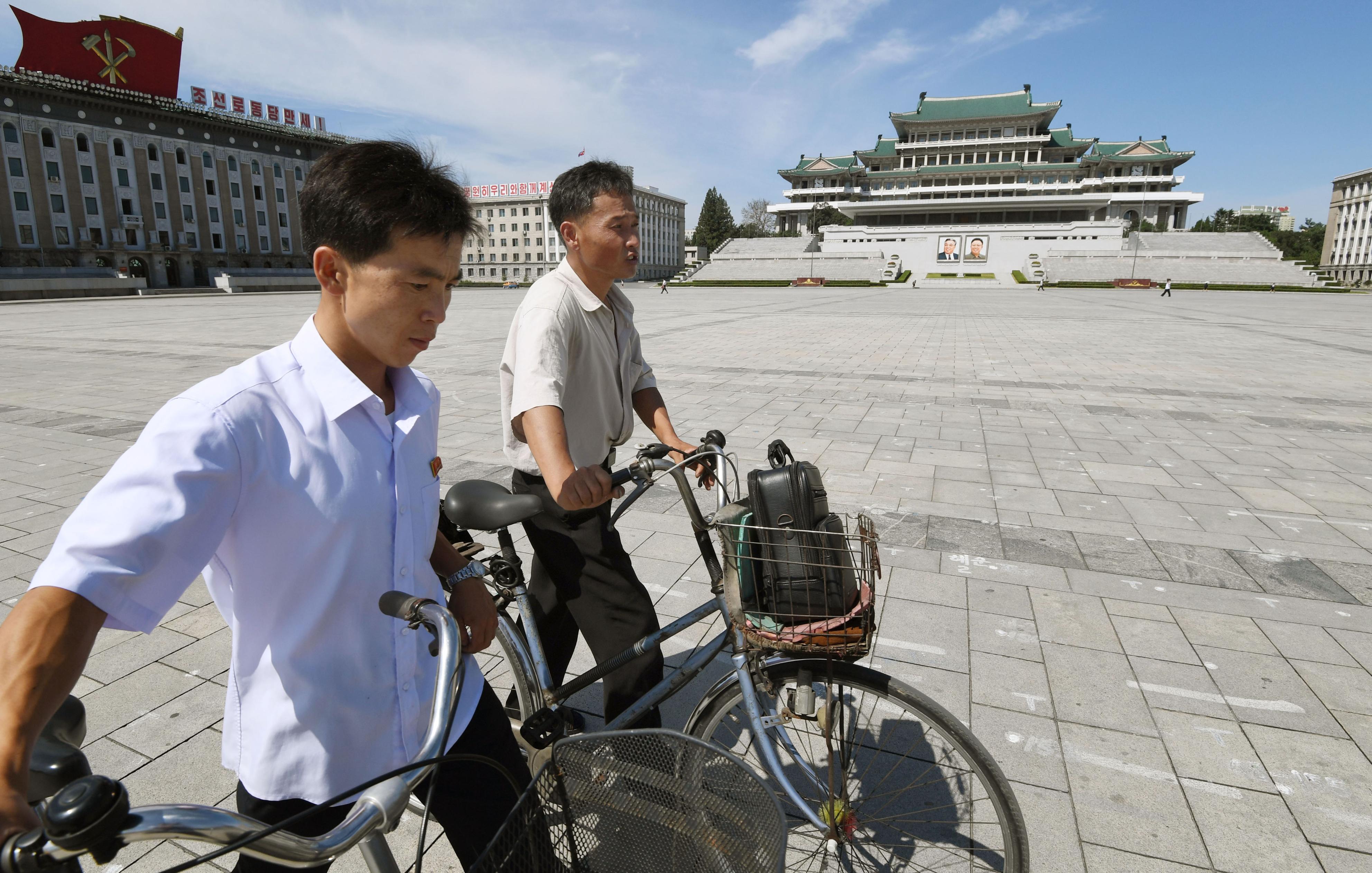Scenes of Pyongyang