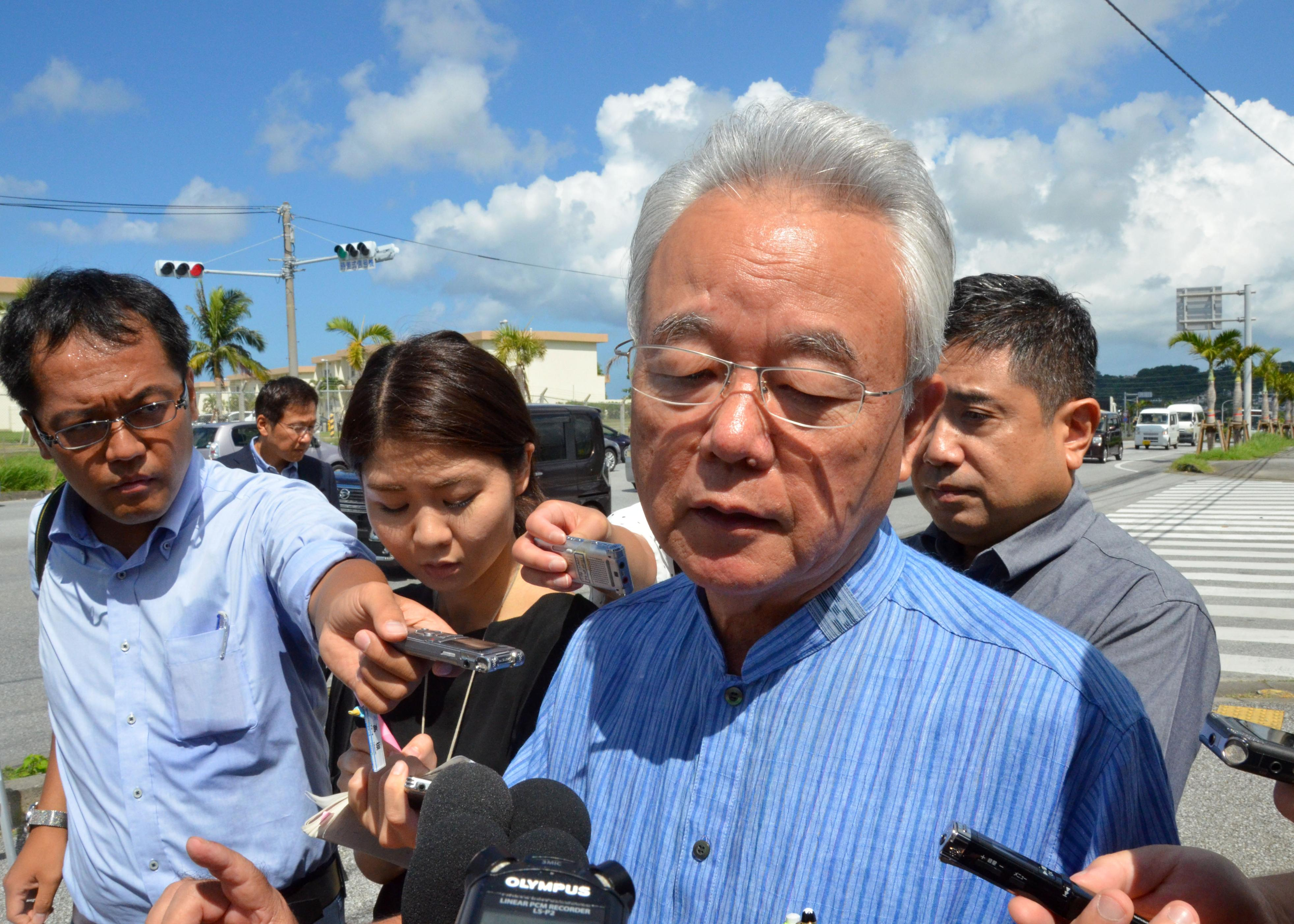 U.S. says pilot error led to Dec. Osprey crash-landing off Okinawa