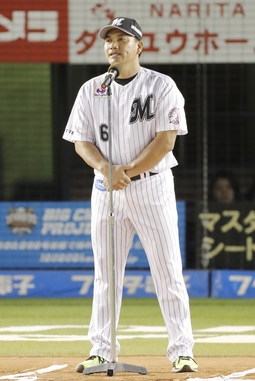 Baseball: Iguchi brings down curtain in grand fashion