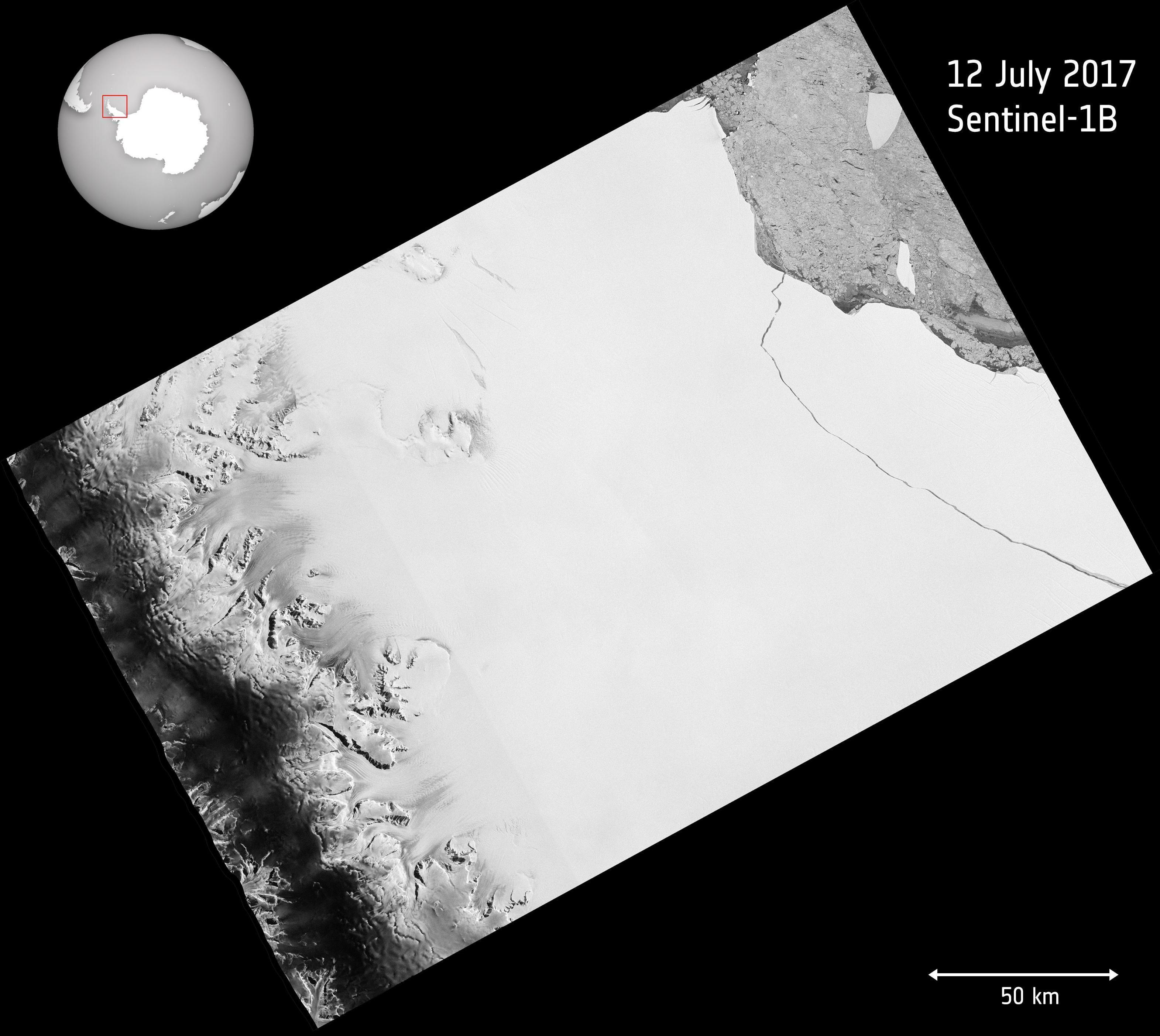 Iceberg (ESA)