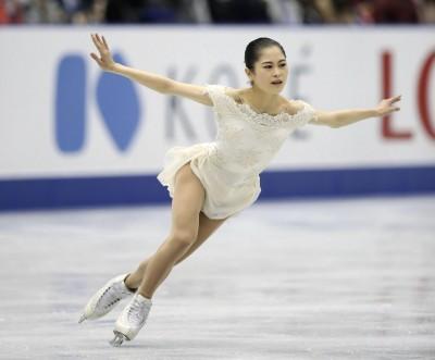 Figure skating: Miyahara at NHK Trophy