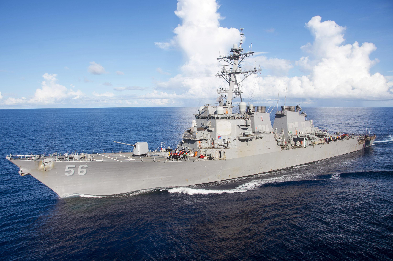 John McCain (Supplied by U.S. Navy)