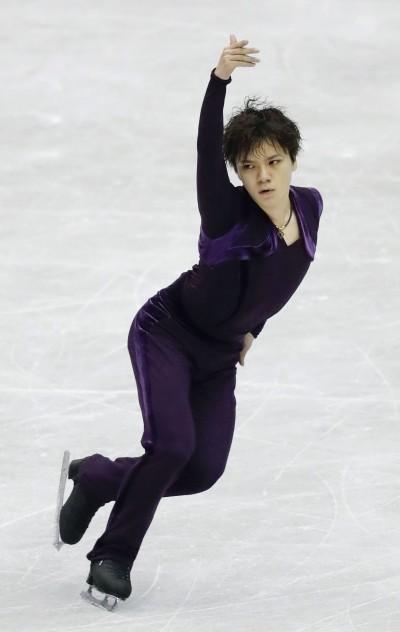 NHK Trophy Figure Skating Shoma Uno