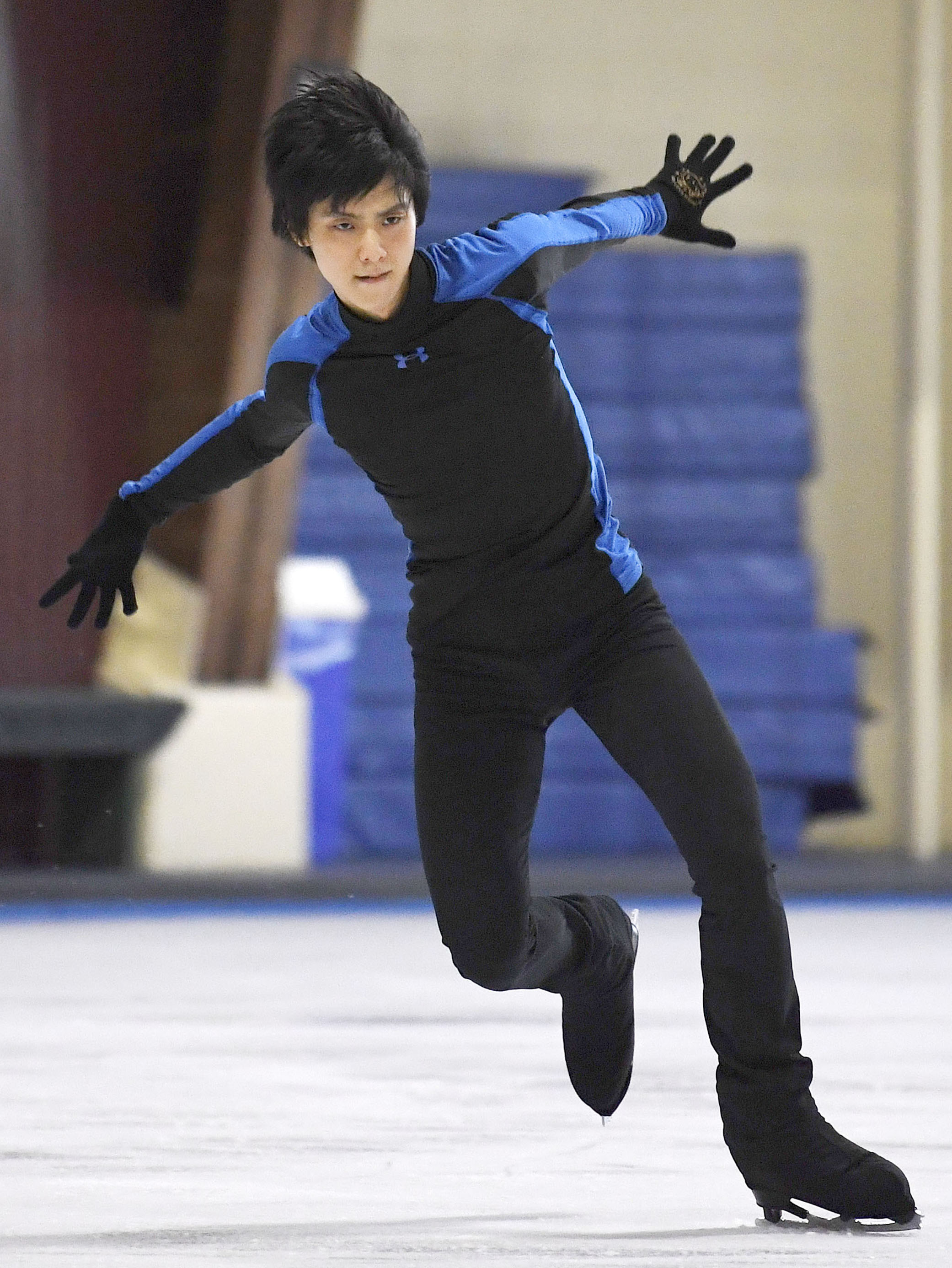 Figure skating: Hanyu eager to aim for second Olympic gold