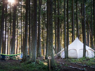Orcas Island Camping