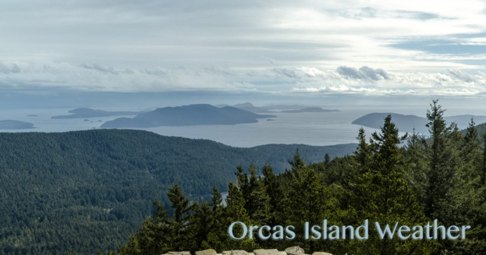 Orcas Island Weather