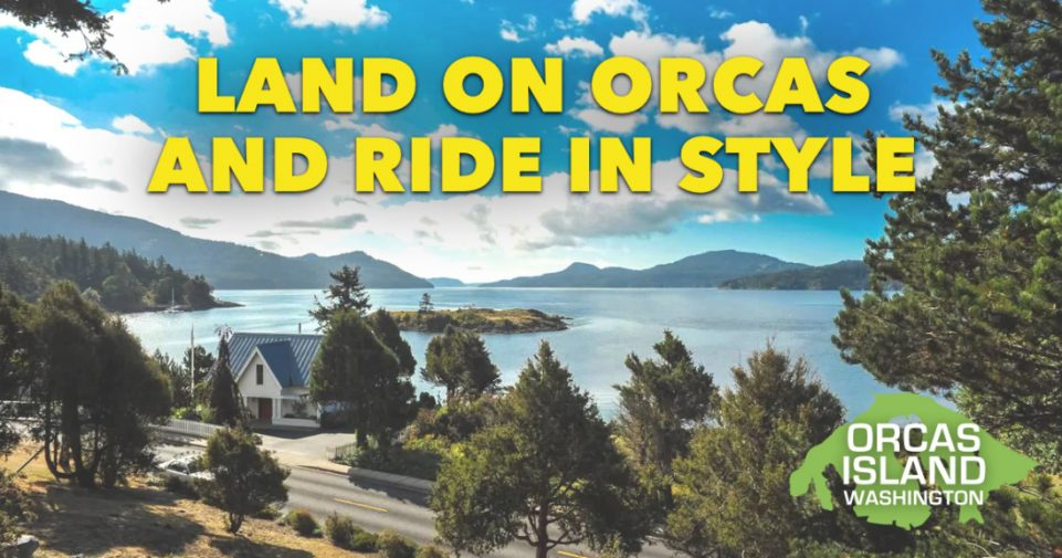 Orcas Island Airport Car Rental