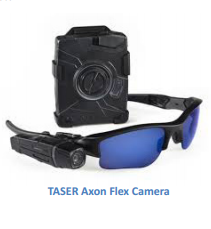 TASER International Axon Flex Body Camera as used by Denver Police Department