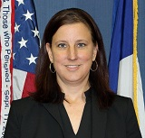 County Attorney Amy Beavers