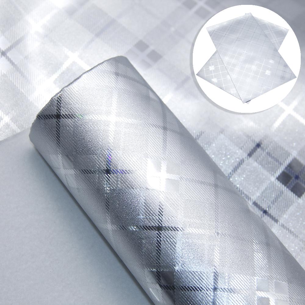 20-34cm-Plaid-iridescent-Fine-Glitter-Faux-Leather-For-DIY-Handmade-Crafts miniature 7