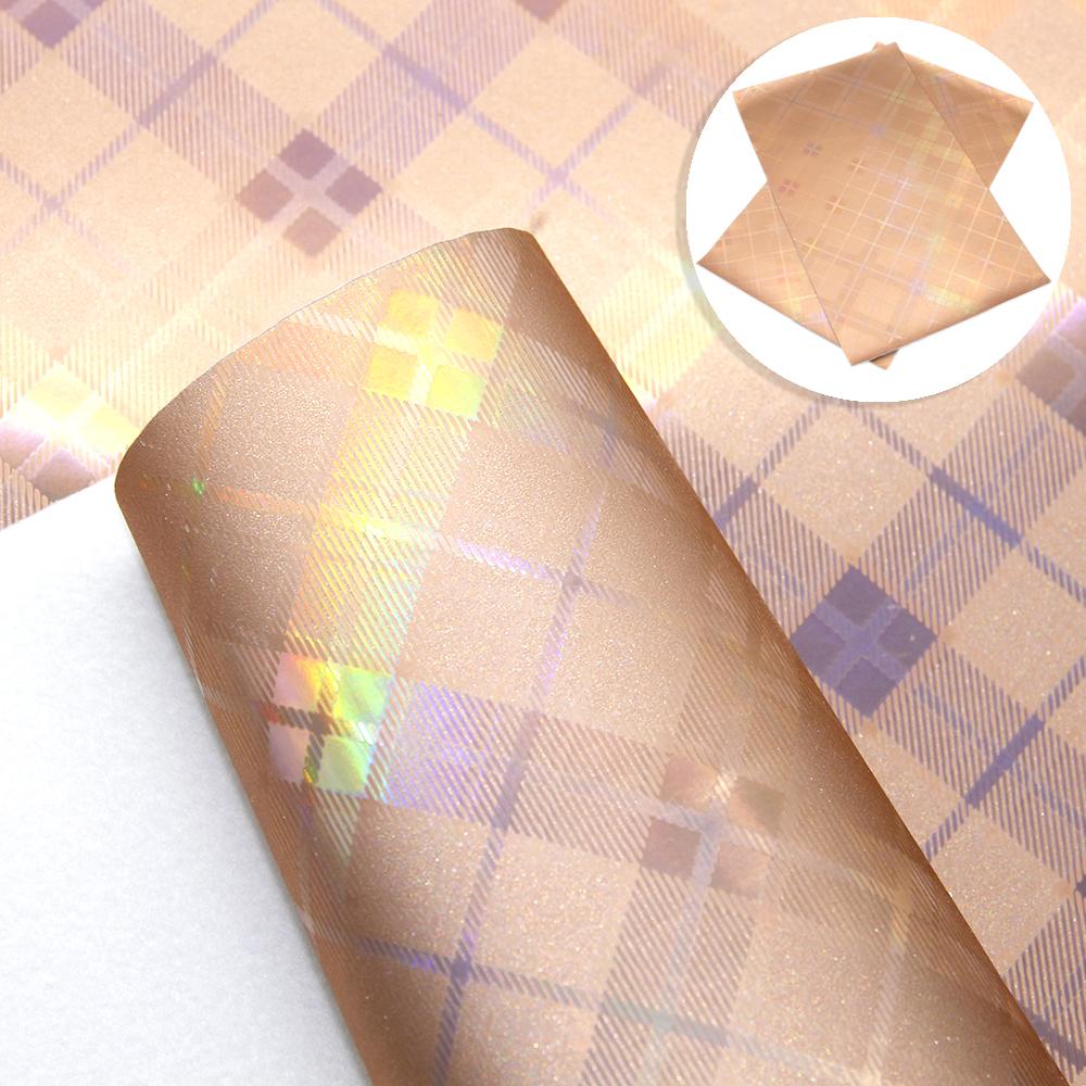 20-34cm-Plaid-iridescent-Fine-Glitter-Faux-Leather-For-DIY-Handmade-Crafts miniature 9