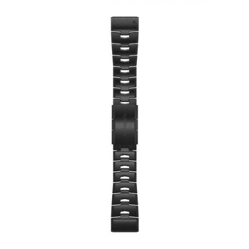 Band, QuickFit 26mm, Carbon Gray DLC 010-12864-09 GARMIN
