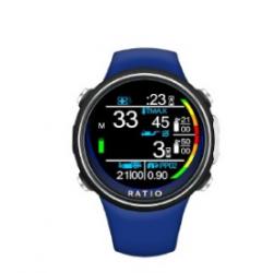 Ratio Color Easy Blue Dive Watch