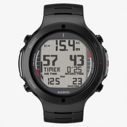 Suunto D6i All-Black Dive Watch With Transmitter and USB